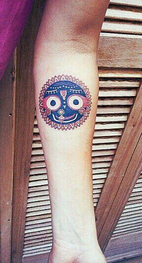 Jagannatha Tattoo