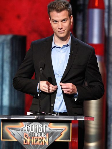 Anthony Jeselnik is one of the best on the Roasts.  Very funny man