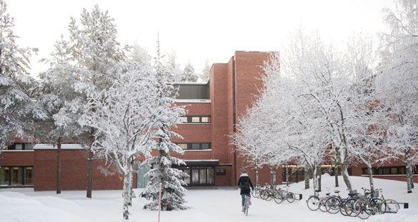 UEF - Joensuu campus, Natura building