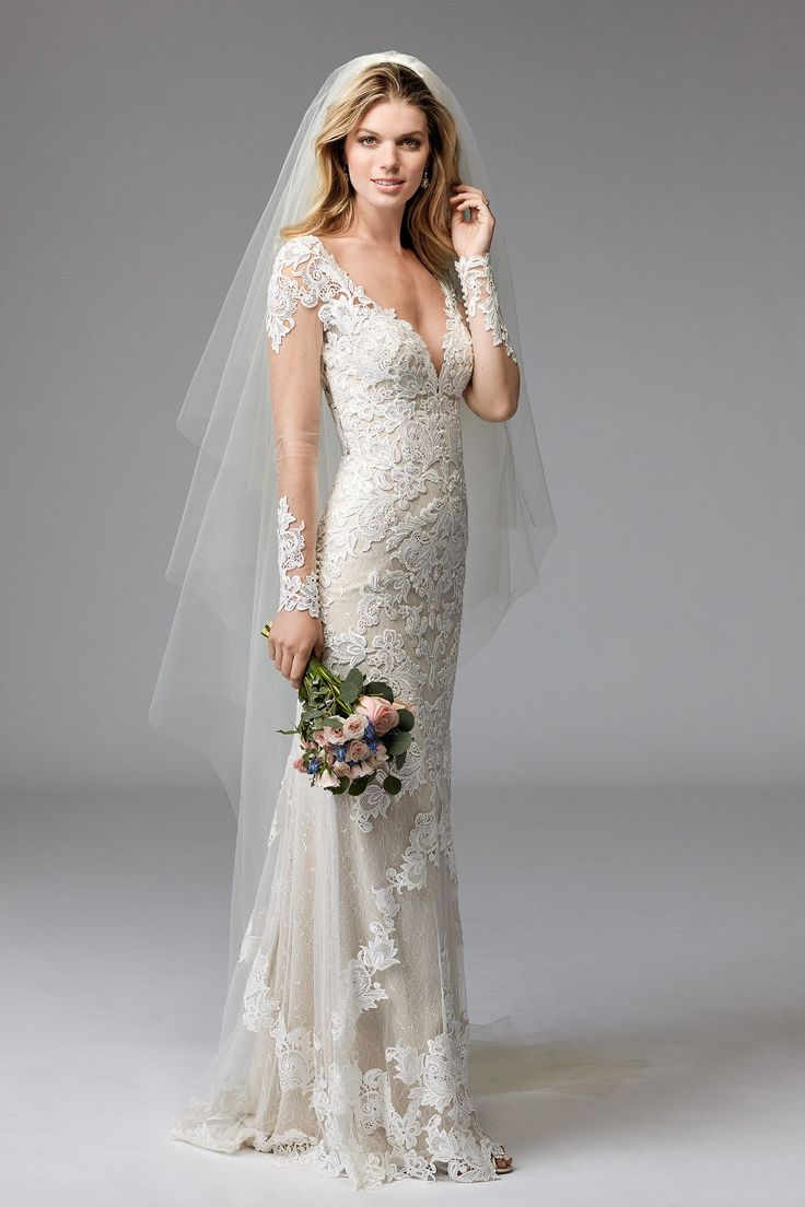 17 best Our Wtoo by Watters Bridal Gowns images on Pinterest | Short ...
