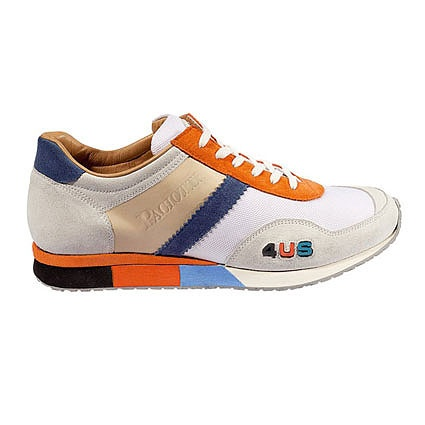 Cesare Paciotti Man Shoes Collection SS 2012 - 4US - N.Y.JOGGING