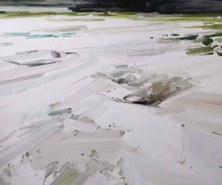 Claire Sherman  Holes , 2011