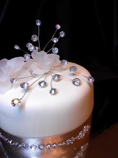 Anniversary Cake 60th Cakes25th Wedding AnniversaryAnniversary IdeasDiamond
