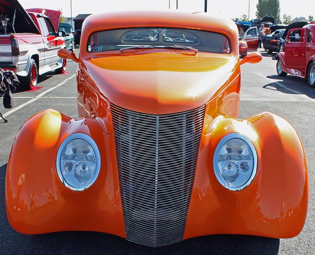 1937 Ford Coupe street rod & 167 best Fabulous Fords u0026 Flatheads! images on Pinterest | Classic ... markmcfarlin.com