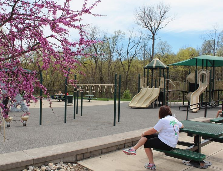 Bicentennial Park In Green Township ParkPicnic Tables CincinnatiPark