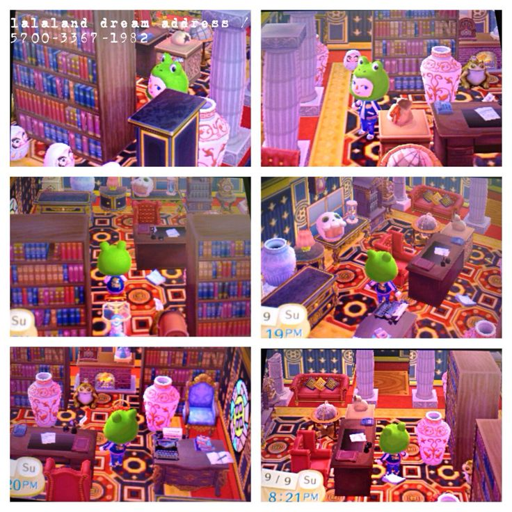 33 Best Images About ACNL Rooms On Pinterest