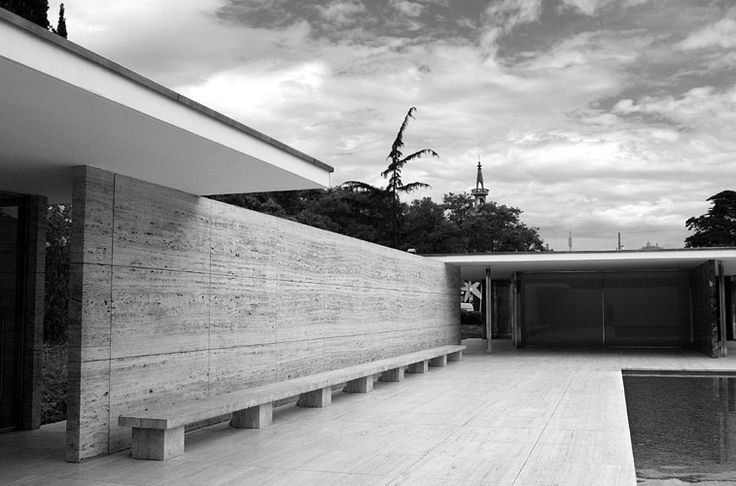Barcelona Pavilion #architecture #happybirthdaymies