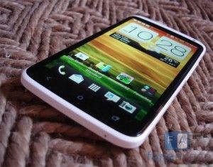 HTC one X...