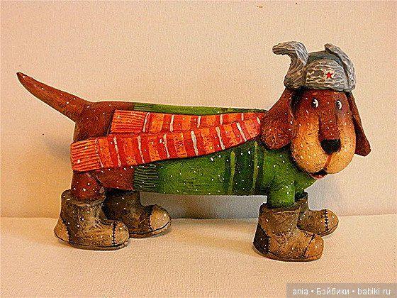 Деревянные игрушки Виталия Корякина / Куклы из дерева, папье маше / Бэйбики. Куклы фото. Одежда для кукол