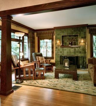 The August and Grace Olson House - 1910* | Irvington Home Tour