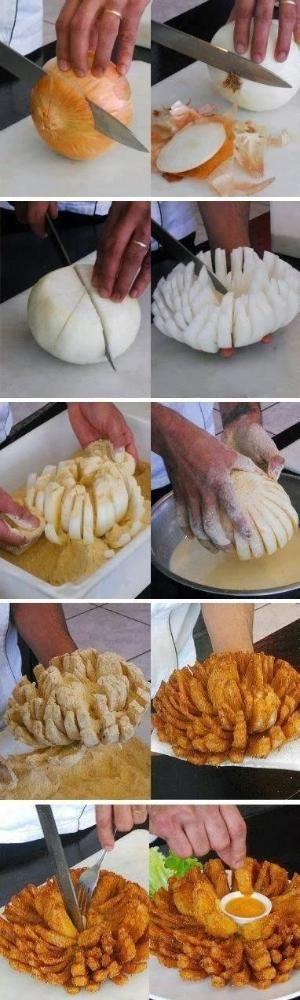Outback Steakhouse Bloomin Onion Recipe by krystal357