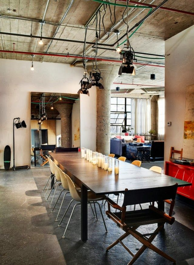 Beautiful Hi Tech Loft Wohnung Loft Dethier Architecture Ideas