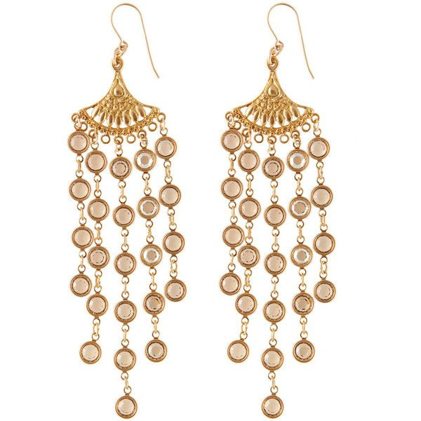 74 best diy chandelier earrings more images on pinterest heather gardner bohemian crystal chandelier earring 210 liked on polyvore mozeypictures Gallery