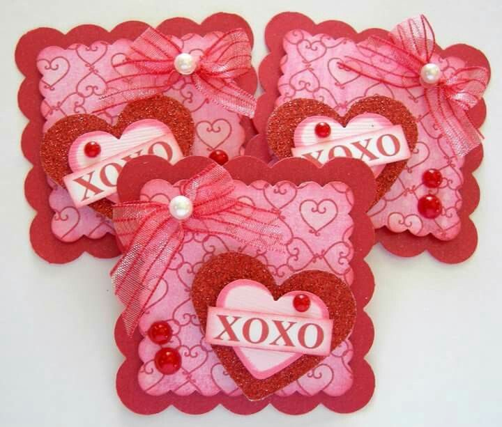 Card Making Embellishment Ideas Part - 21: Embellishments · Valentine CraftsValentine IdeasCard ...