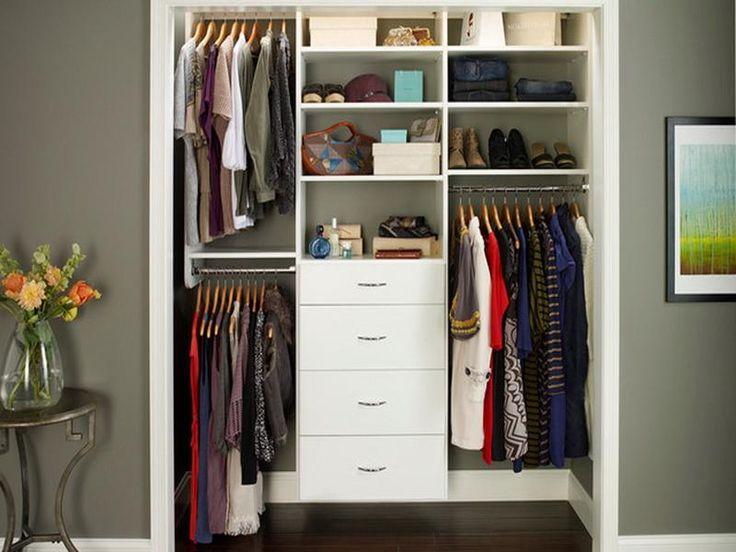 15 Amazing Storage Closets Design Ideas