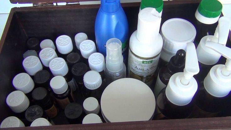 Покупки масел с сайта iherb.com/ II часть - Мои любимые косметические масла