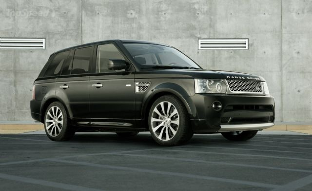 Land Rover Range Rover Sport TDV6 27