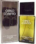 CARLO CORINTO by Carlo Corinto EDT SPRAY 3.4 OZ by Carlo Corinto. $40.50. CARLO CORINTO. EDT SPRAY 3.4 OZ. 126372. Launched by the design house of Carlo Corinto in 1984, CARLO CORINTO by Carlo Corinto for MEN posesses a blend of: moss and woods with a rich aroma of ambergris. It is recommended for casual wear.. Save 16%!