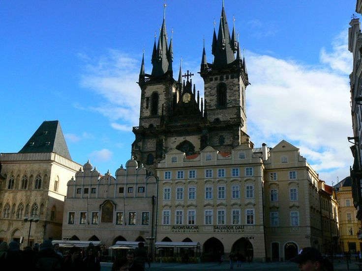 Cele mai frumoase capitale ale Europei Centrale