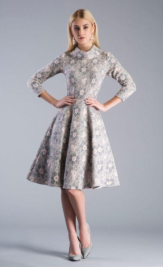 sukienki-Sukienka DONNA Midi Shanon