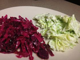 "Honey, What's for Dinner?: ""Northwoods Inn"" Red Cabbage"