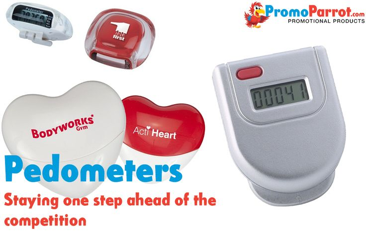 Sticking with the theme of New Year's Resolutions, these Branded Pedometers would make a great gift for anyone looking to lose weight this year! #pedometer #NewYearsResolution #promo #fitness #NewYear