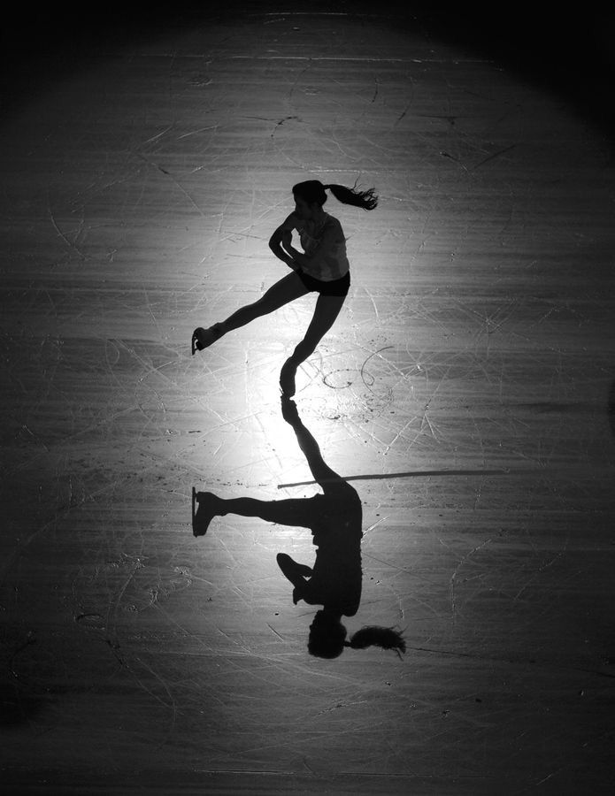 I love figure skating