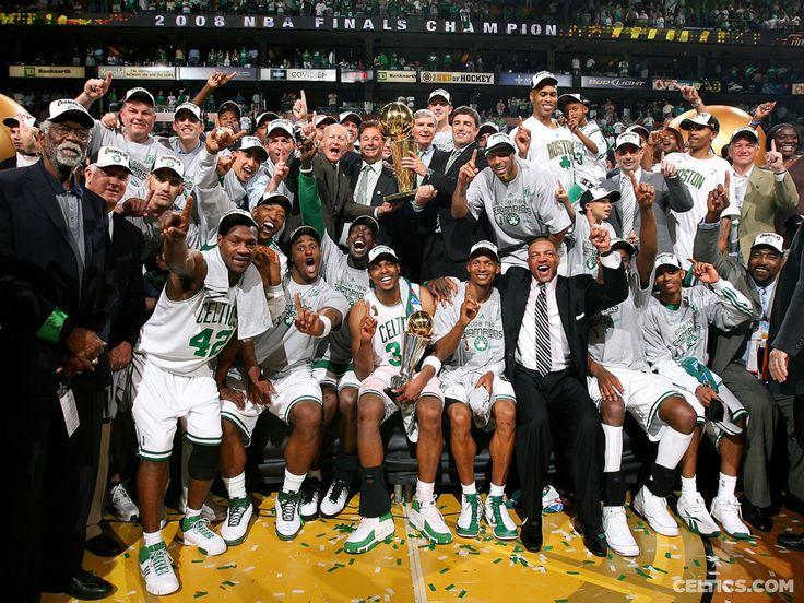 2008 NBA Finals Champions