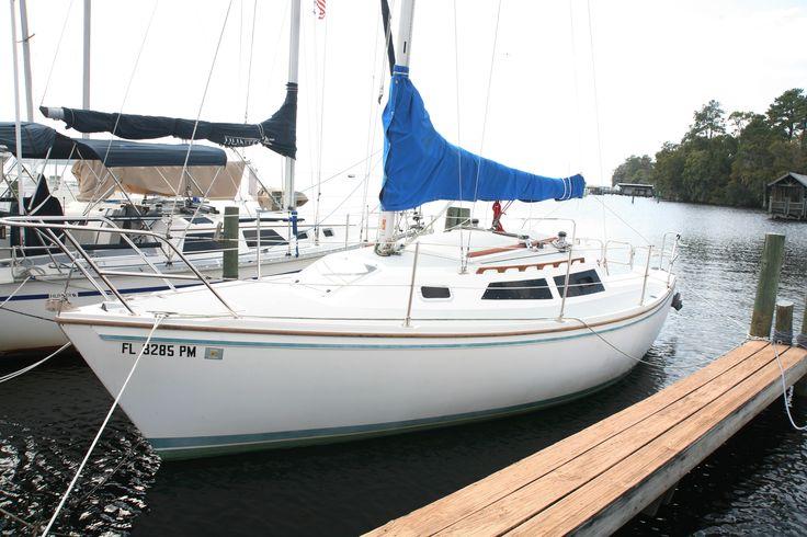 Catalina Capri 26 sailboat for sale