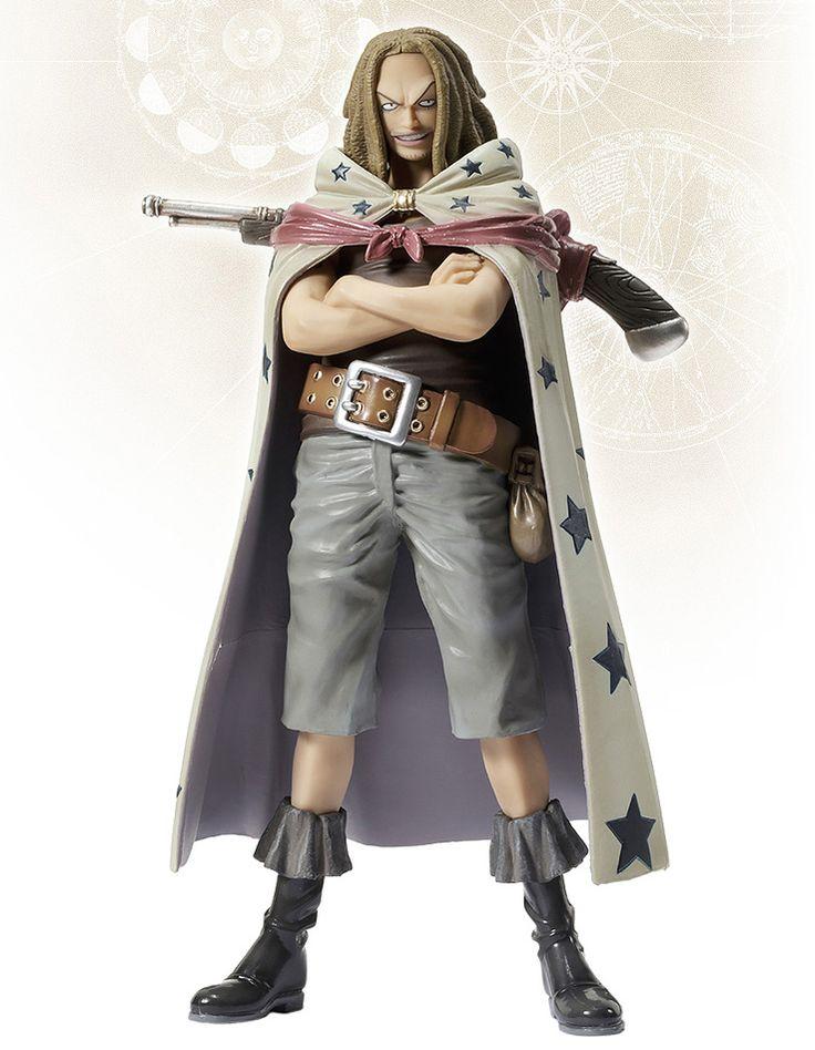 One Piece DX Figure The GrandLine Men Vol. 9 YASOPP