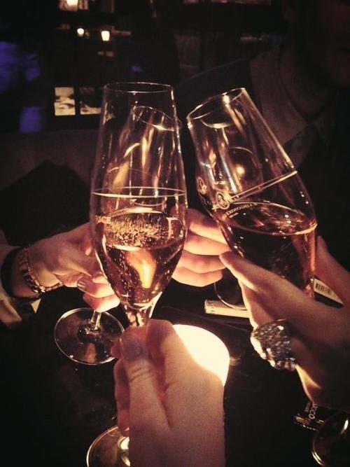 toast to life
