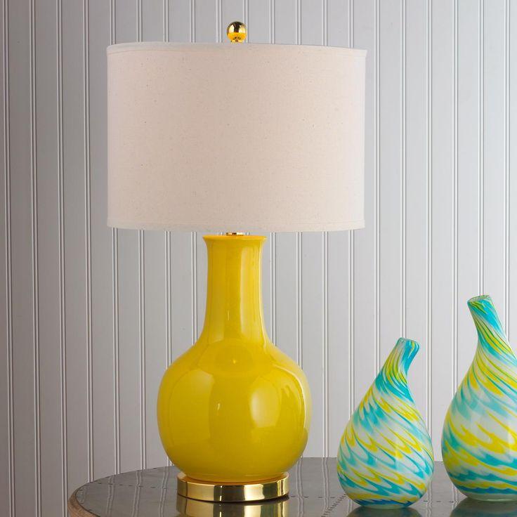 classic ceramic bottle table lamp 6 colors