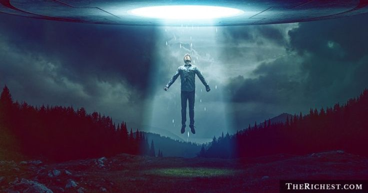 10 Most Fascinating Alien Abduction Stories - Alien UFO Sightings