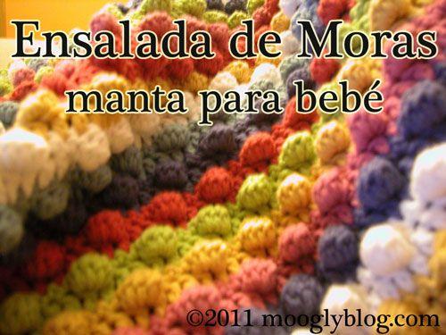 Ensalada de Moras (Blackberry En Español)