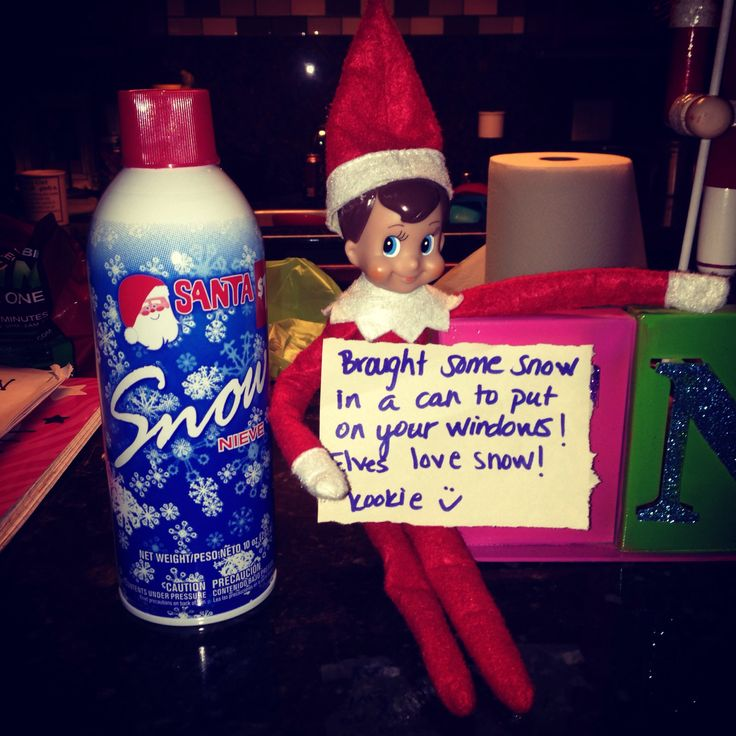 Elf on the shelf (2013)