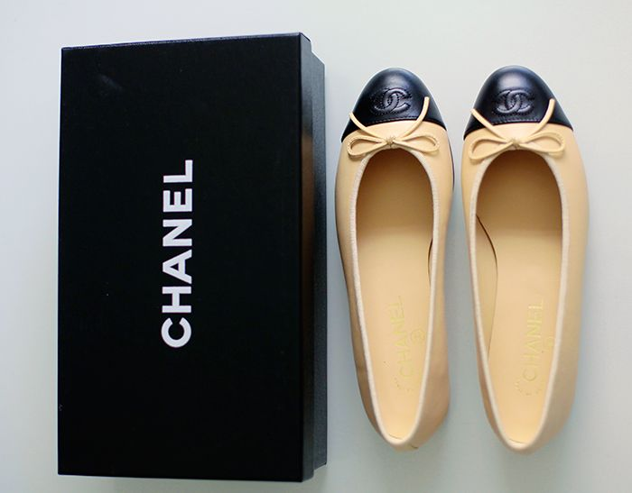 Chanel Ballet Flats February 2017