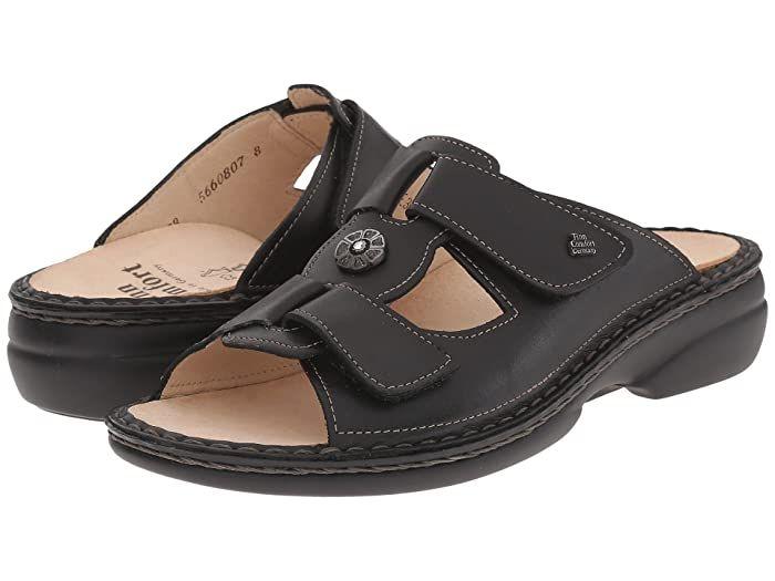 Finn Comfort Pattaya 2558 Zappos Com In 2020 Womens Sandals Size 11 Women Shoes Womens Sandals Wedges