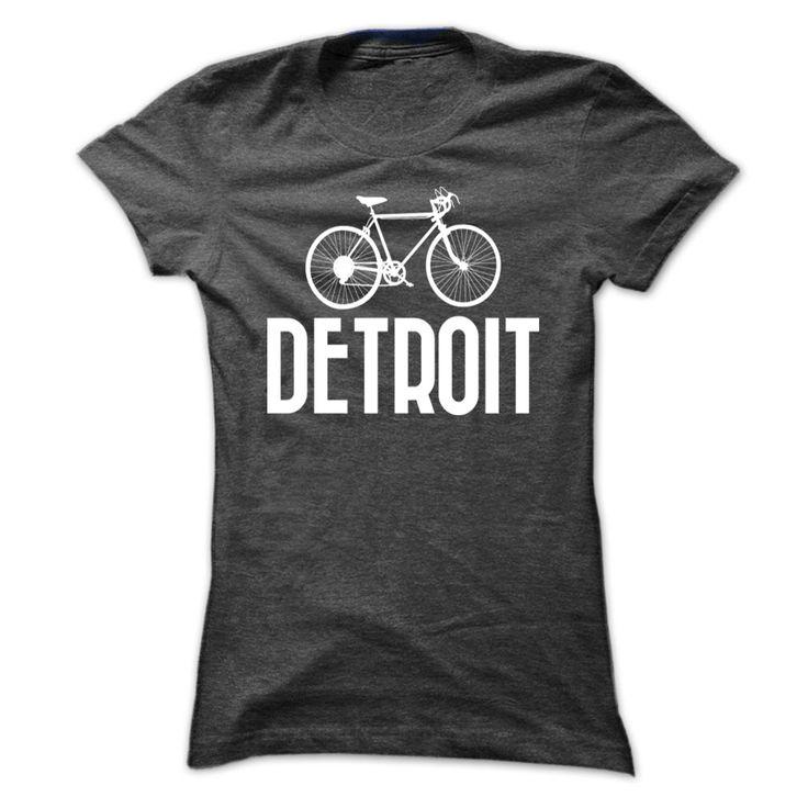 38 best images about bike detroit white on pinterest for Custom t shirts detroit