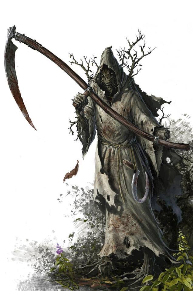 Grim Reaper 000