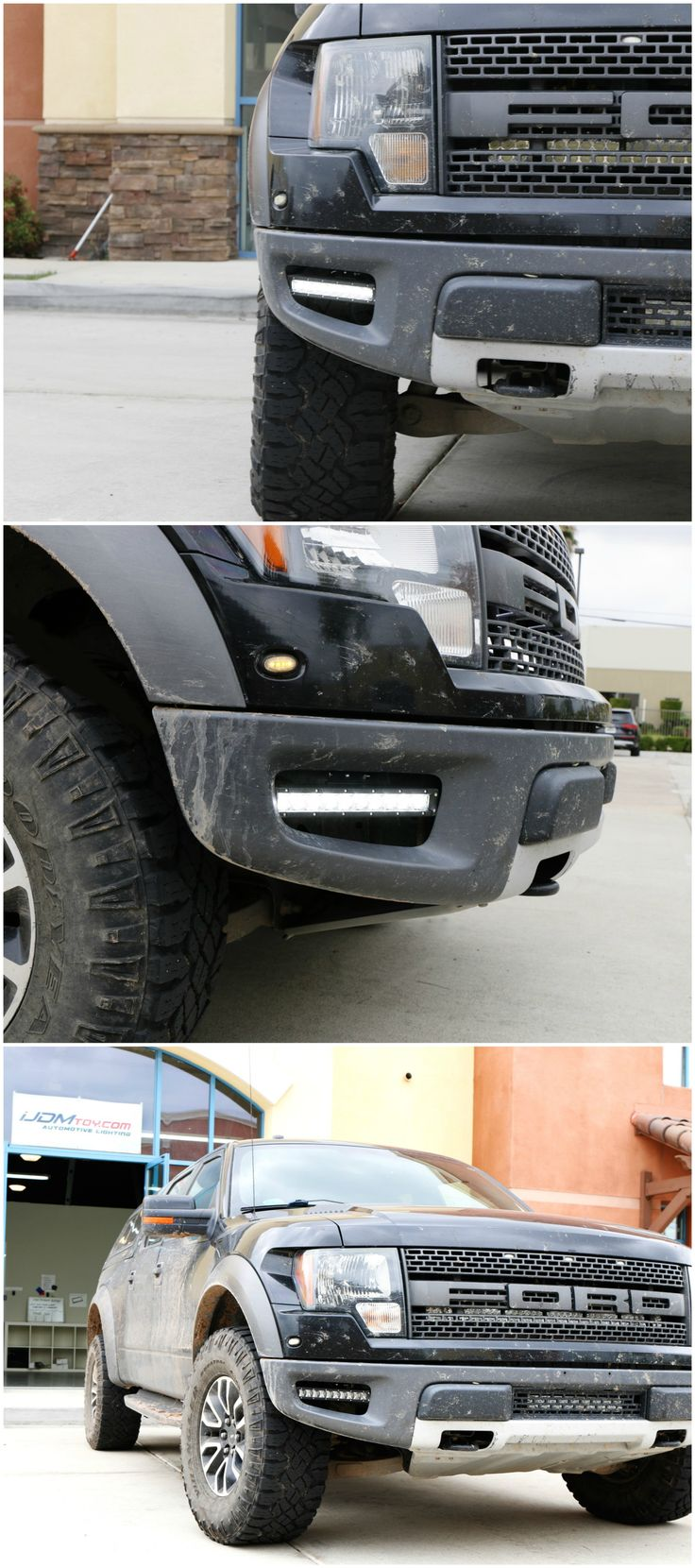 Easily bolt on our new LED light bar fog lamps to fill your empty fog light space and achieve super lighting for dark areas in front of you. Click through to learn more and get yours today!