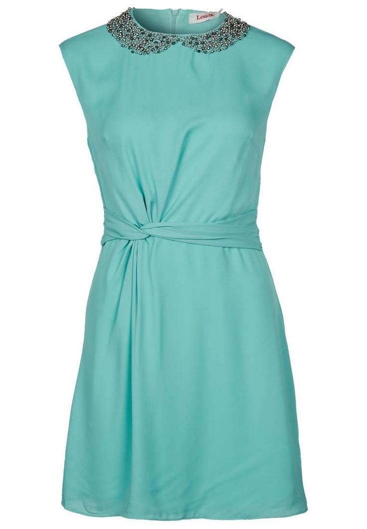 Louche - CHERISE - Vestito - verde: per le testimoni