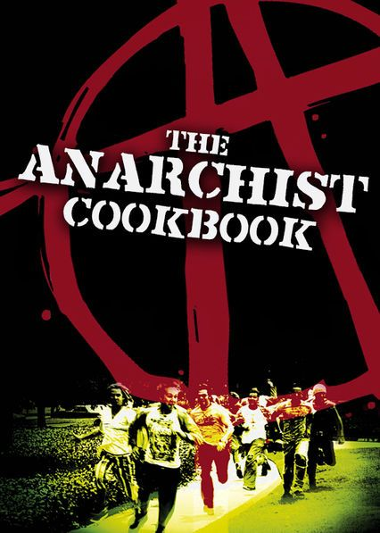 The Anarchist Cookbook -