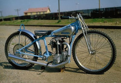 4ever2wheels.com - Crocker Motorcycles