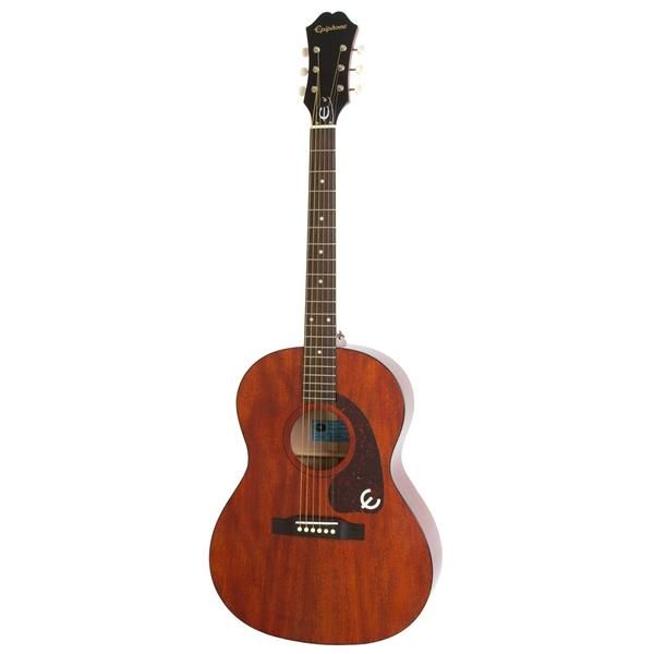 Order the Epiphone Caballero Electro Acoustic Guitar in Mahogany here at Andertons. Limited edition Epiphone guitar - be quick! We are one of the UK's biggest Epiphone retailers.