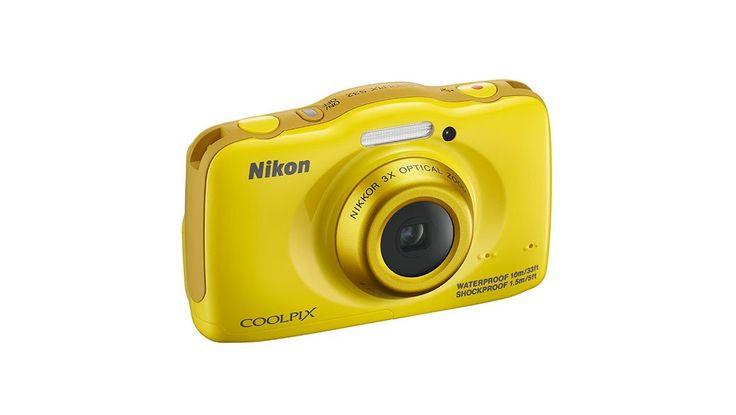 Nikon Coolpix S32 - La cámara de fotos acuática perfecta para un niño