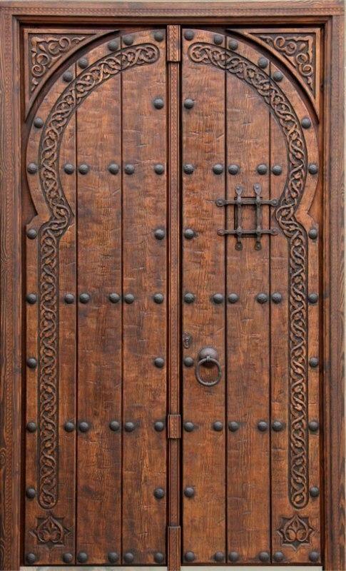 Best 25 puertas de madera rusticas ideas on pinterest for Puertas rusticas de madera