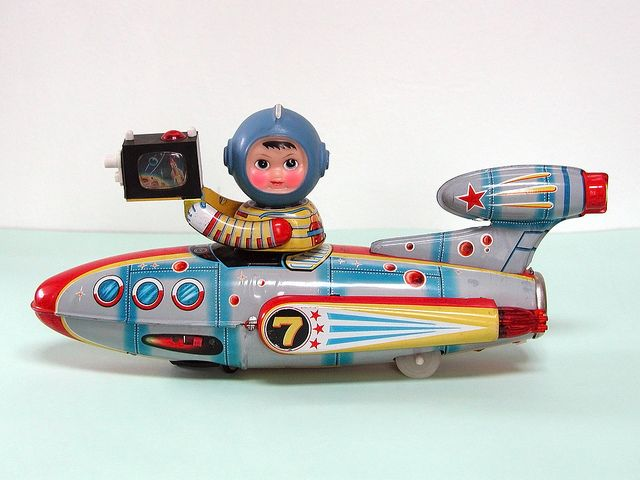 Vintage Space Toys : Best images about robots space on pinterest