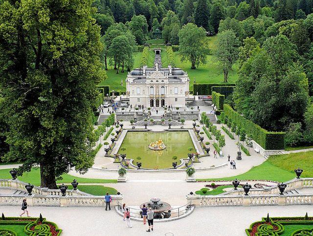 Schloss Linderhof 01