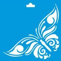 #stencil #butterfly