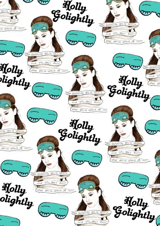 """I have always loved the movie Breakfast at Tiffany's. I can watch it over and over again and never get tired of it. I love the character Holly Golightly, she reminds me of myself. She is as crazy and weird as I am and she doesn't fit the """"normal"""" girl rules. I love the quote …"""